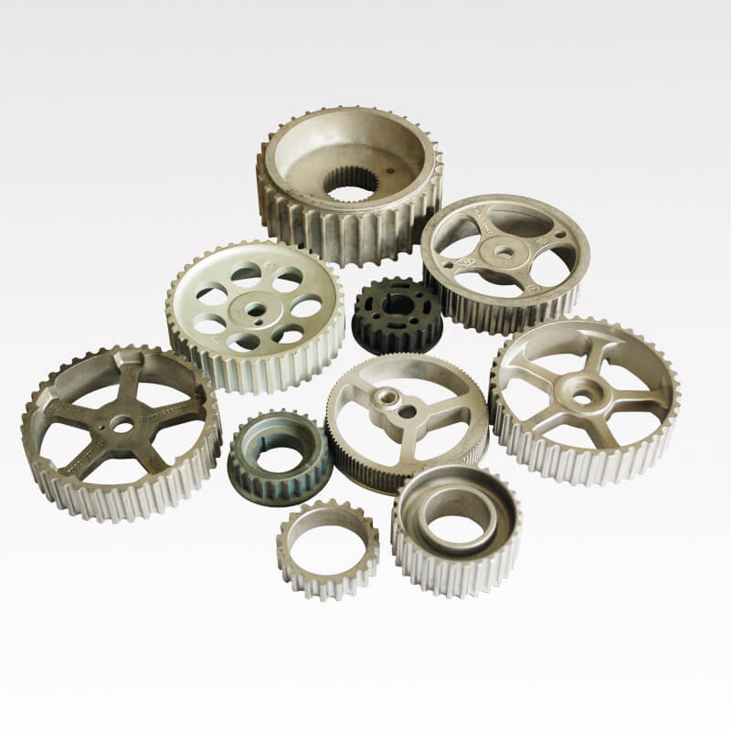 Customized Sintered Powder Metal Pulleys