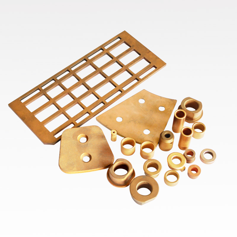 Injection Molding Powder Metallurgy Copper-Based Parts