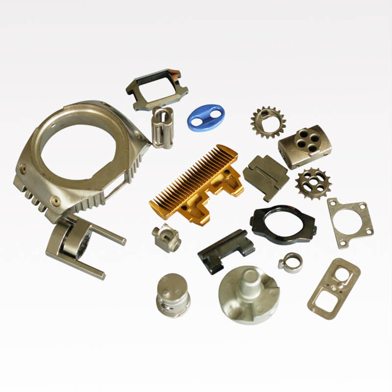 Advantages of metal powder injection molding technology