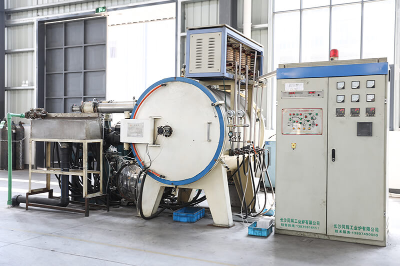 What is the basis of the temperature of the sintering furnace?